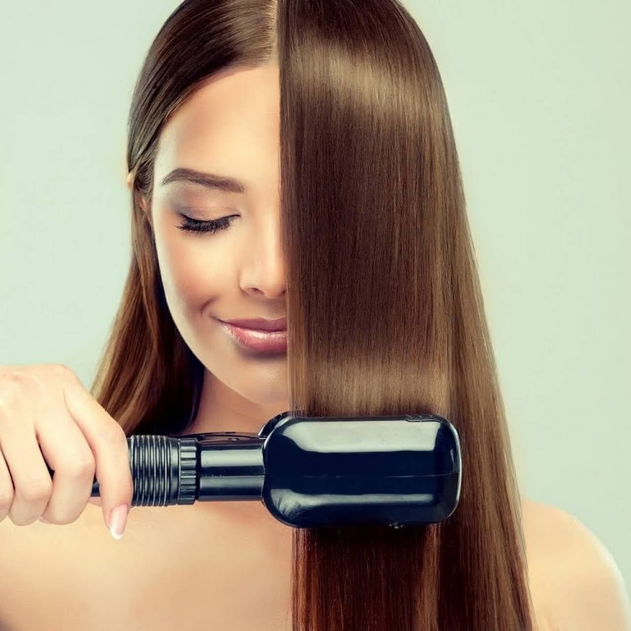 Hair Rebonding, Smoothening, Keratin
